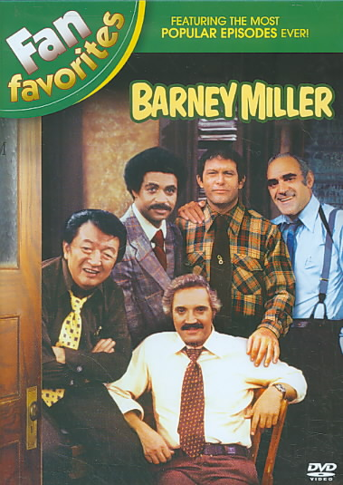 BARNEY MILLER:FAN FAVORITES BY BARNEY MILLER (DVD)